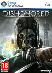 Portada oficial de Dishonored para PC