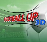 Portada oficial de Football Up 3D eShop para Nintendo 3DS