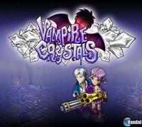 Portada oficial de Vampire's Crystals WiiW para Wii