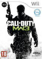Portada oficial de de Call of Duty: Modern Warfare 3 para Wii