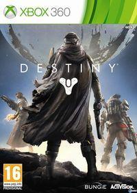 Portada oficial de Destiny para Xbox 360