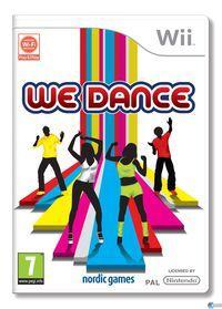 Portada oficial de We Dance para Wii