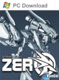 Portada oficial de Strike Suit Zero para PC
