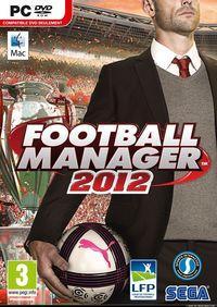 Portada oficial de Football Manager 2012 para PC