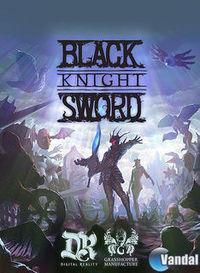 Portada oficial de Black Knight Sword PSN para PS3