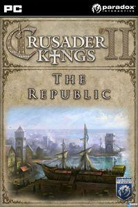 Portada oficial de Crusader Kings II para PC