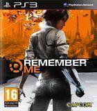 Portada oficial de Remember Me para PS3