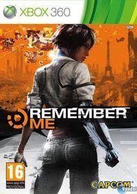 Portada oficial de Remember Me para Xbox 360