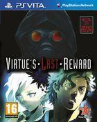 Portada oficial de Zero Escape: Virtue's Last Reward PSN para PSVITA