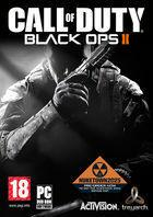 Portada oficial de de Call of Duty: Black Ops II para PC