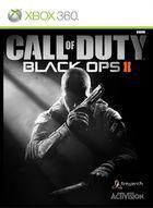 Portada oficial de Call of Duty: Black Ops II para Xbox 360
