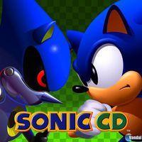 Portada oficial de Sonic CD PSN para PS3