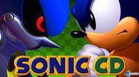 Portada oficial de Sonic CD para PC