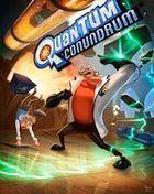 Portada oficial de Quantum Conundrum para PC