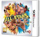 Portada oficial de WWE All Stars para Nintendo 3DS