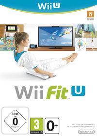 Portada oficial de Wii Fit U para Wii U