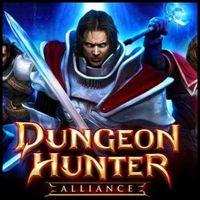 Portada oficial de Dungeon Hunter: Alliance para PSVITA