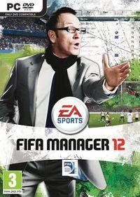 Portada oficial de FIFA Manager 12 para PC