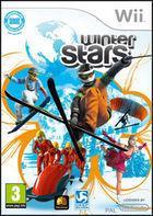 Portada oficial de Winter Stars para Wii