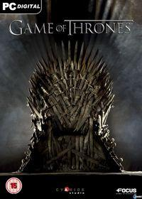 Portada oficial de Game of Thrones para PC