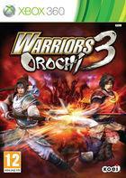 Portada oficial de Warriors Orochi 3 para Xbox 360