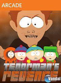 Portada oficial de South Park: Tenorman's Revenge XBLA para Xbox 360