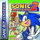 Portada oficial de Sonic Advance 2 para Game Boy Advance