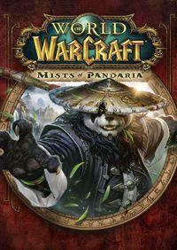 Portada oficial de World of Warcraft: Mists of Pandaria para PC
