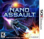 Portada oficial de Nano Assault para Nintendo 3DS