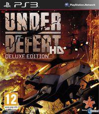 Portada oficial de Under Defeat HD: Deluxe Edition para PS3