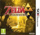 Portada oficial de The Legend of Zelda: A Link Between Worlds para Nintendo 3DS