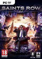 Portada oficial de Saints Row IV para PC