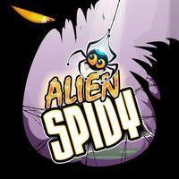Portada oficial de Alien Spidy PSN para PS3