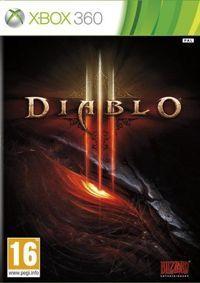 Portada oficial de Diablo III para Xbox 360