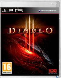 Portada oficial de Diablo III para PS3
