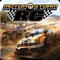 Portada oficial de MotorStorm RC PSN para PSVITA