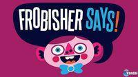 Portada oficial de Frobisher Says! PSN para PSVITA
