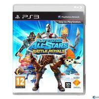 Portada oficial de PlayStation All-Stars Battle Royale para PS3