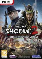 Portada oficial de Total War Shogun 2: La caída de los Samurái para PC