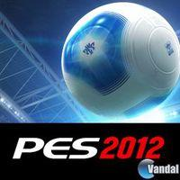 Portada oficial de Pro Evolution Soccer 2012 para Android