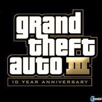 Portada oficial de Grand Theft Auto III: 10 Year Anniversary Edition para Android