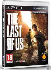 Portada oficial de The Last of Us para PS3