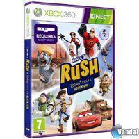 Portada oficial de Kinect Rush: A Disney Pixar Adventure para Xbox 360
