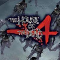 Portada oficial de The House of the Dead 4 PSN para PS3