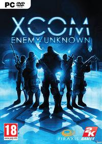 Portada oficial de XCOM: Enemy Unknown para PC