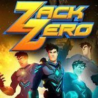 Portada oficial de Zack Zero PSN para PS3