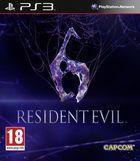 Portada oficial de Resident Evil 6 para PS3