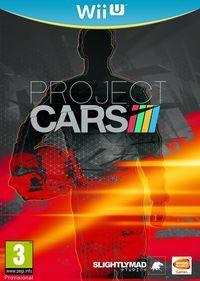Portada oficial de Project Cars para Wii U