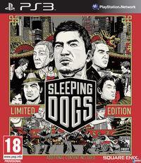 Portada oficial de Sleeping Dogs para PS3