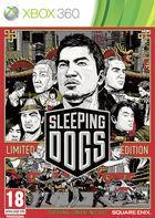 Portada oficial de Sleeping Dogs para Xbox 360